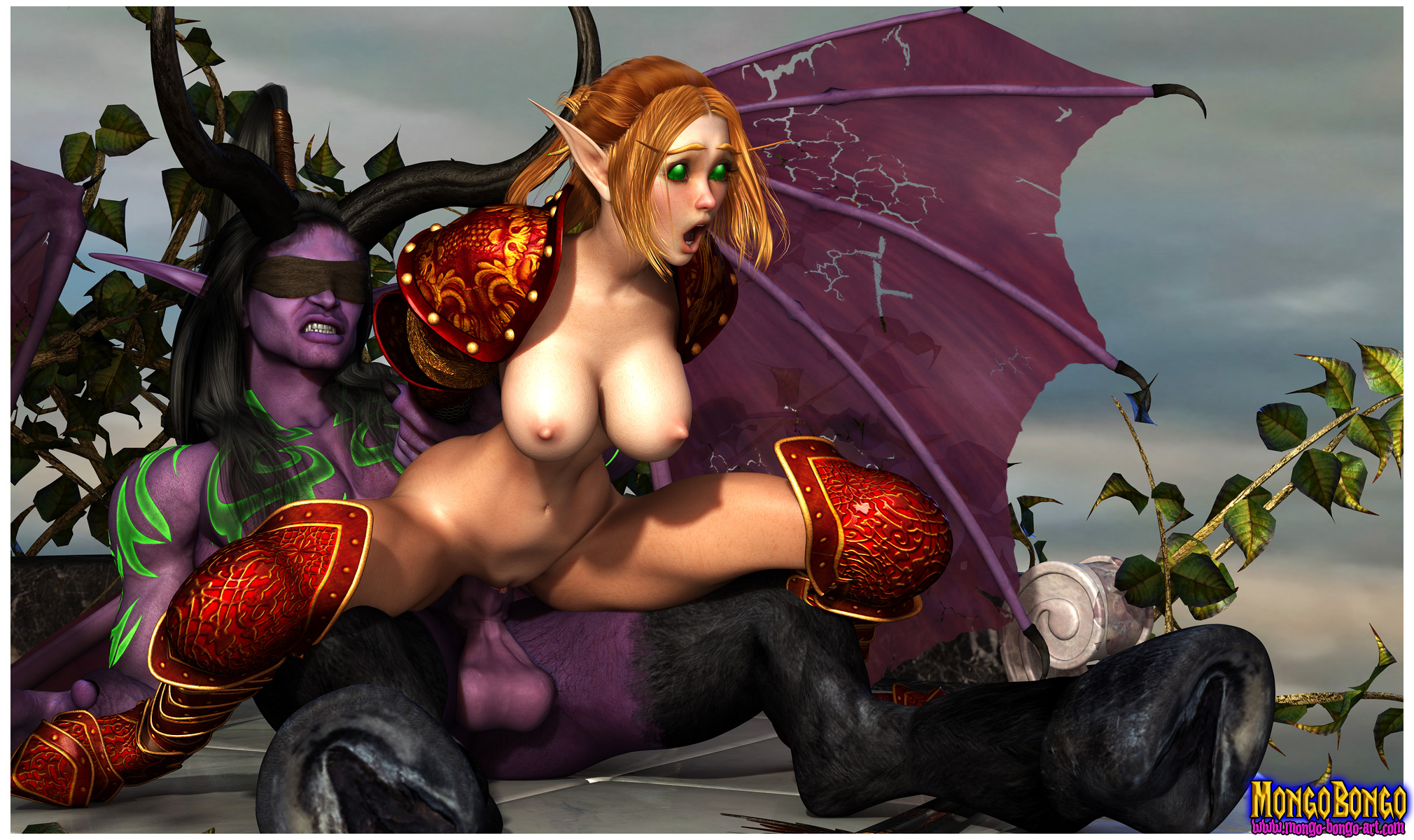 Warcraft tiny girls fuck elfs sexy download