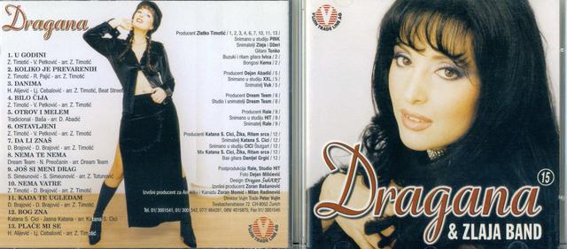 Dragana Mirkovic 1999 U godini 3