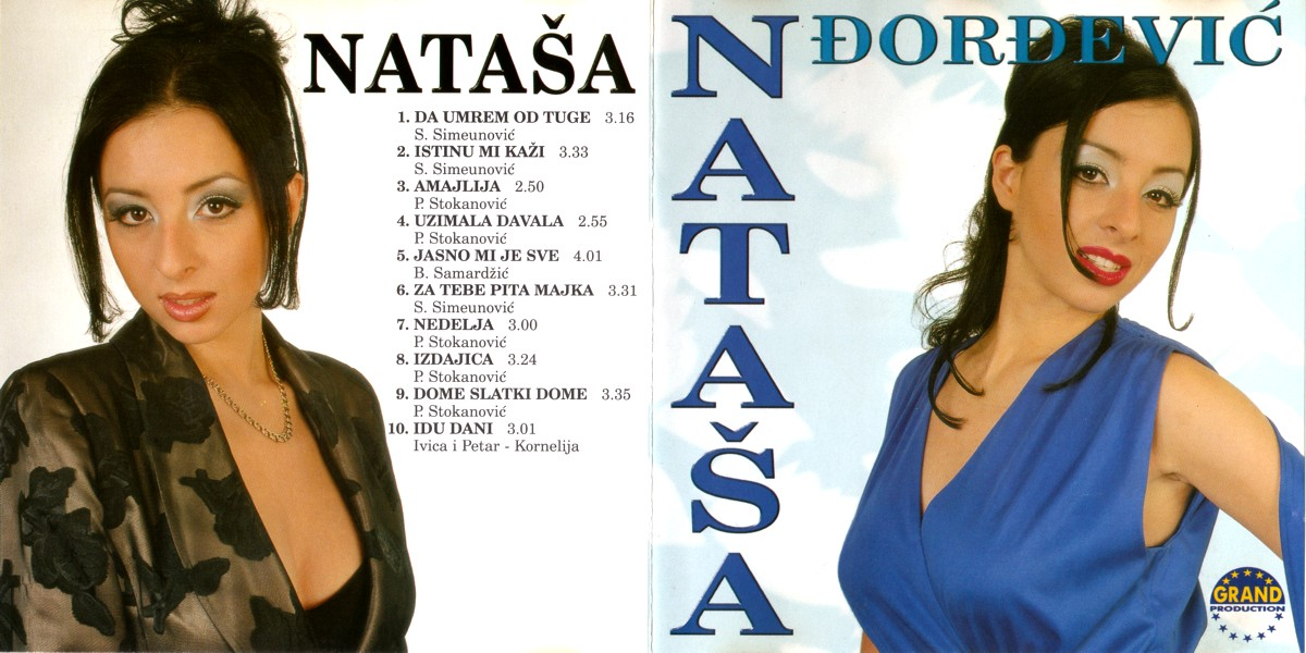 Natasa Djordjevic 1998 a
