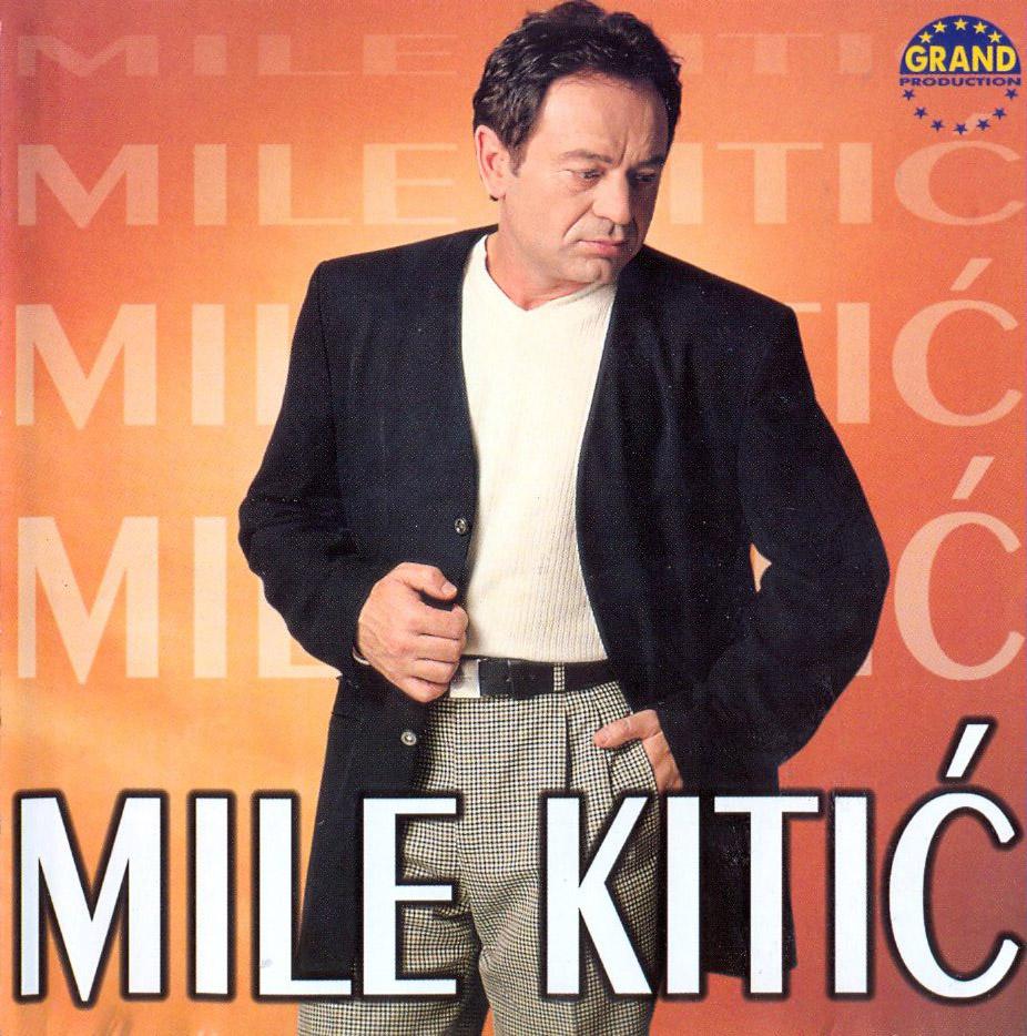 Mile Kitic 1998 CD prednja
