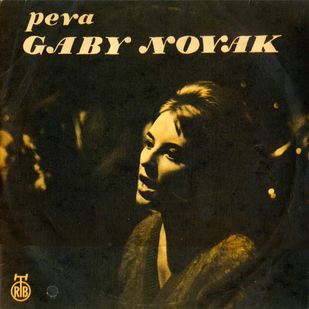 Gaby Novak 1961 Peva Gaby Novak a