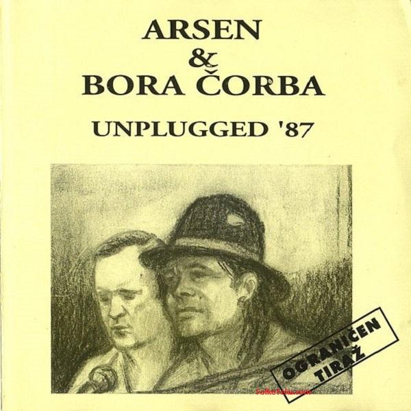 Arsen Bora Corba 1987 Unplugged 87 a
