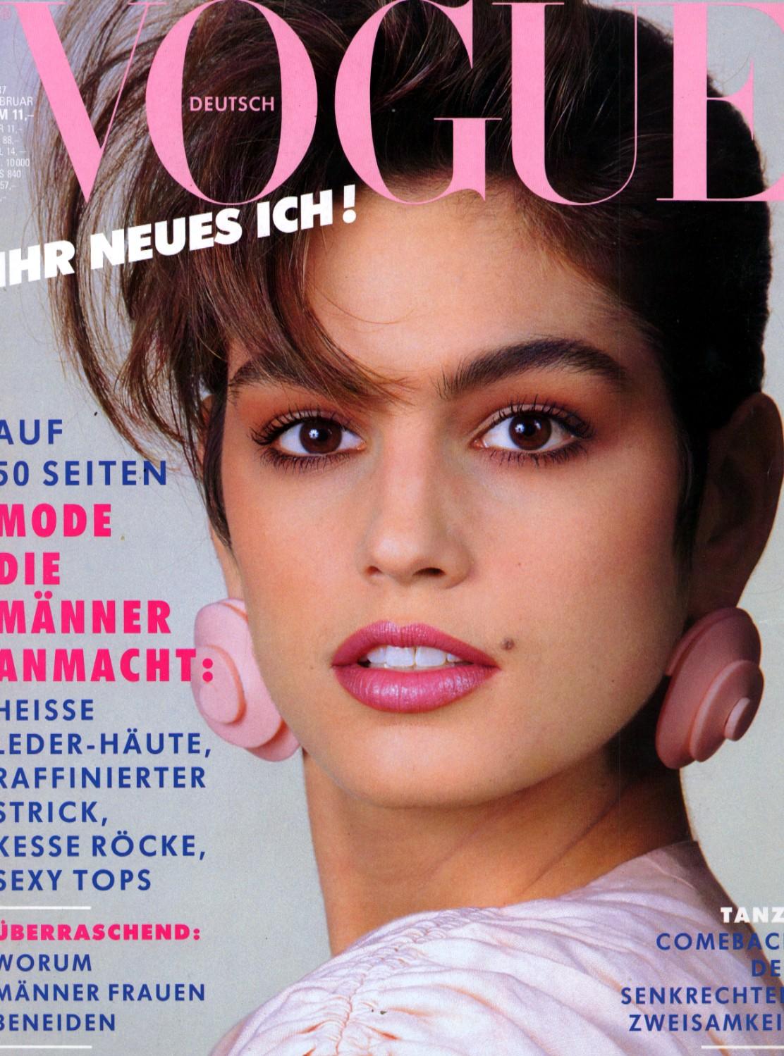 Vogue German 287 jal 718