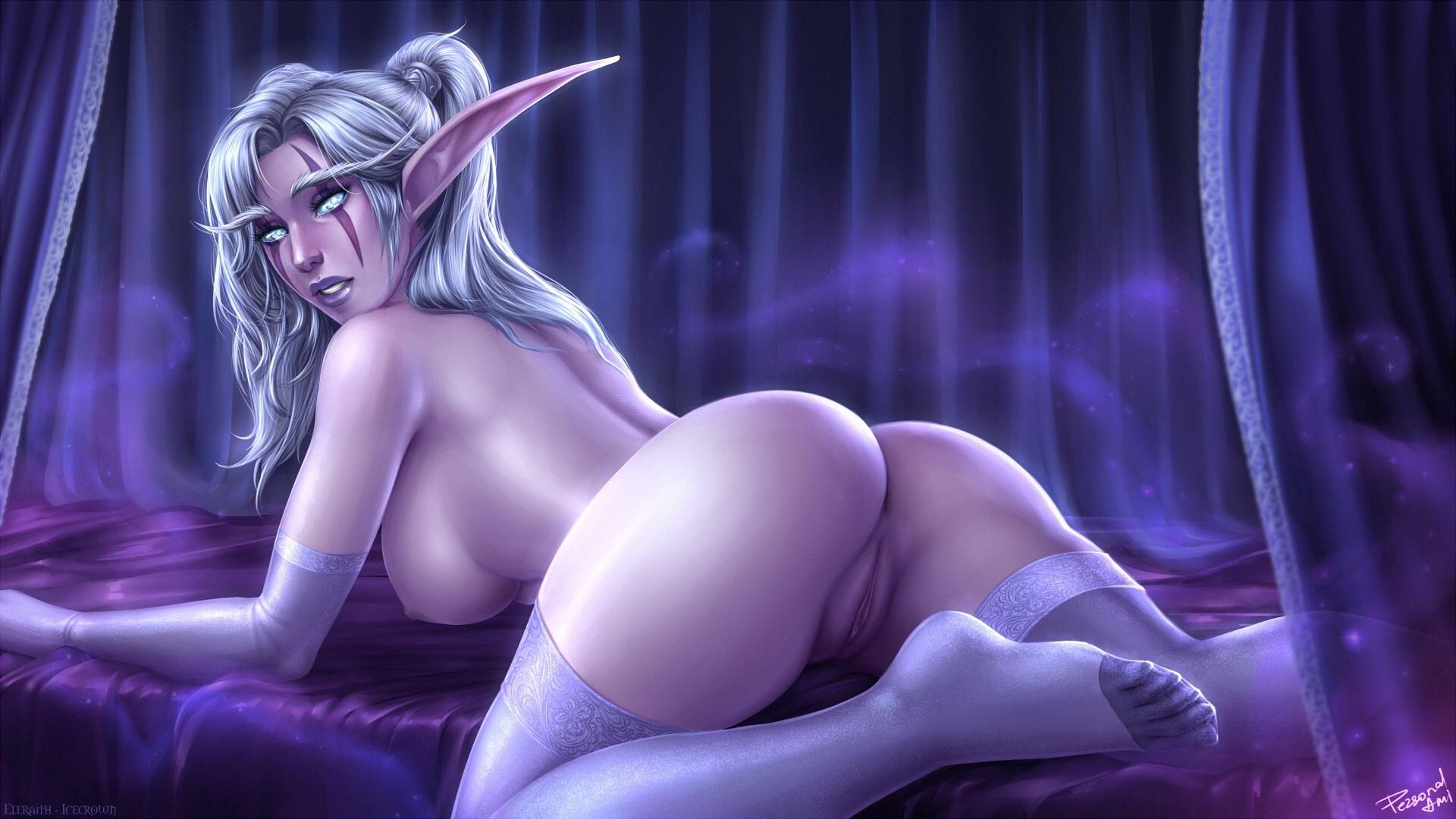 Варкрафт голые девушки @ m1bar.com
